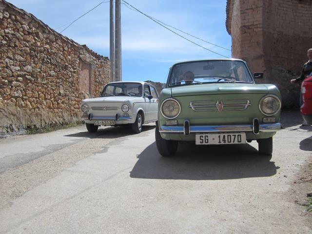 coches clasicos en españa