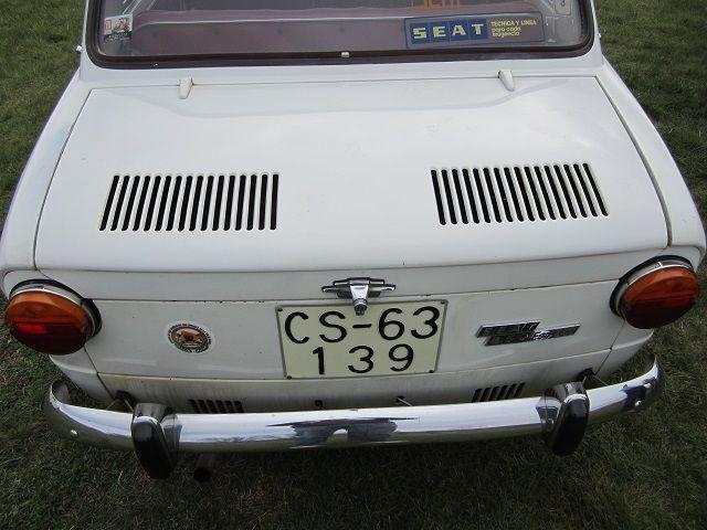 coches historicos españoles